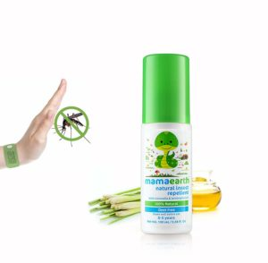 Mamaearth insect repellent