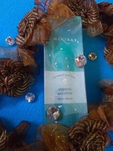Mantra Jasmine and Neem body wash