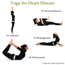 Yoga for heart disease