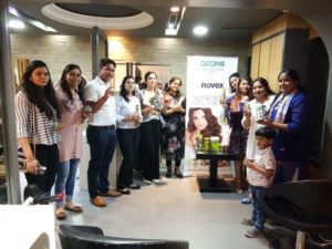 Blogger meet of Novex