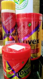 Novex Brazilian Keratin reconstruction Treatment