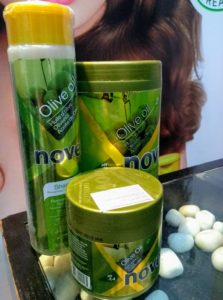 Novex Olive Oil Rejuvenation Treatment