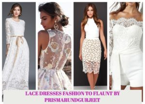 LACE DRESS- comfortable fabric