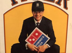 Dominos founder