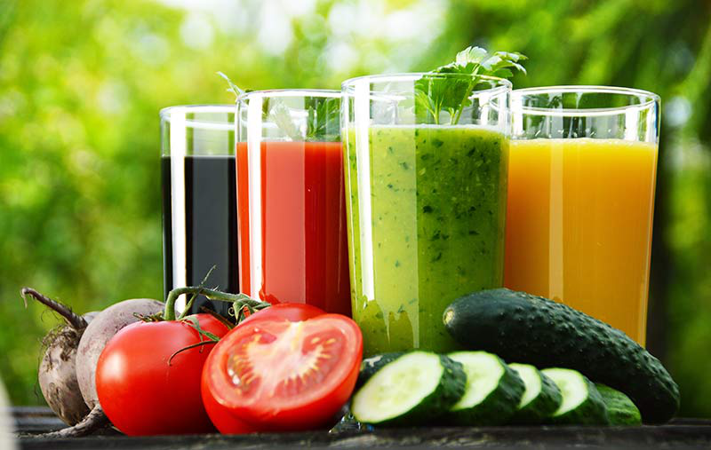 Energize Your Body With Best 5 Detox Recipe