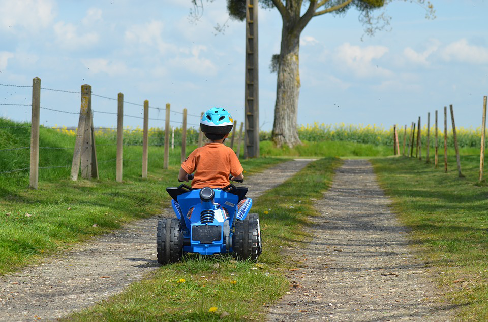 child quad outdoor gear