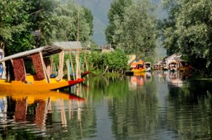 Srinagar summer vacation