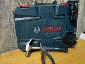 Bosch toolkit