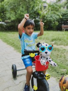 Chicco tricycle