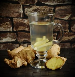 MOnsoon superfood ginger tea