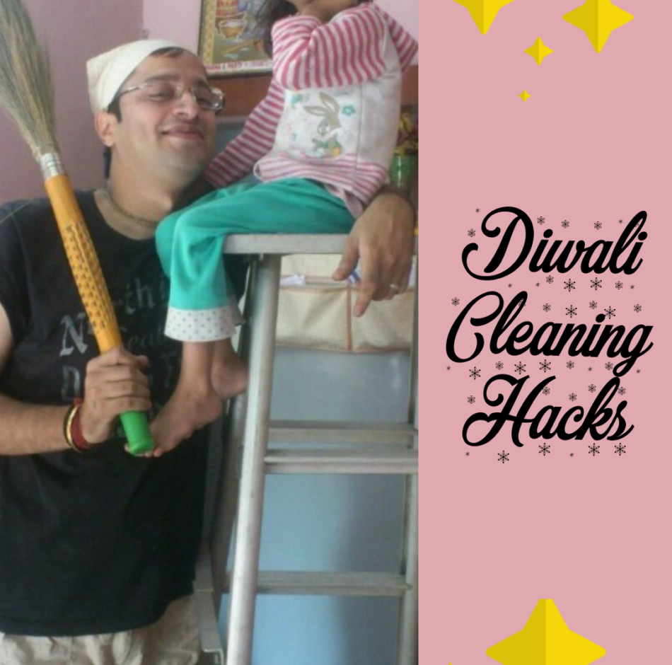 Diwali Cleaning Hacks Will Ease Your Stress