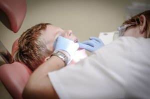 child get tooth decay