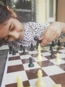 Benefit of chess for kids
