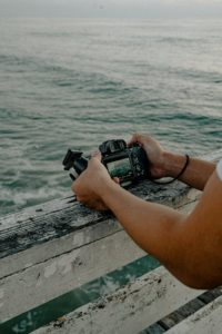 digital camera for capturing your fishing experience