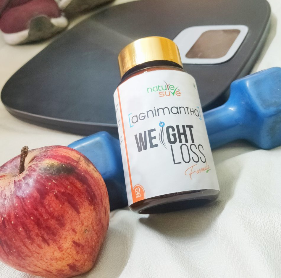 Nature Sure Agnimantha is an Ideal Weight Loss Formula