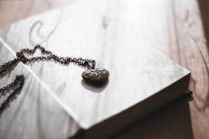 Long distance Valentine gifting idea- old pendant