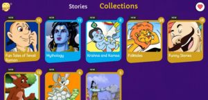 Fun learning App, Kathakids