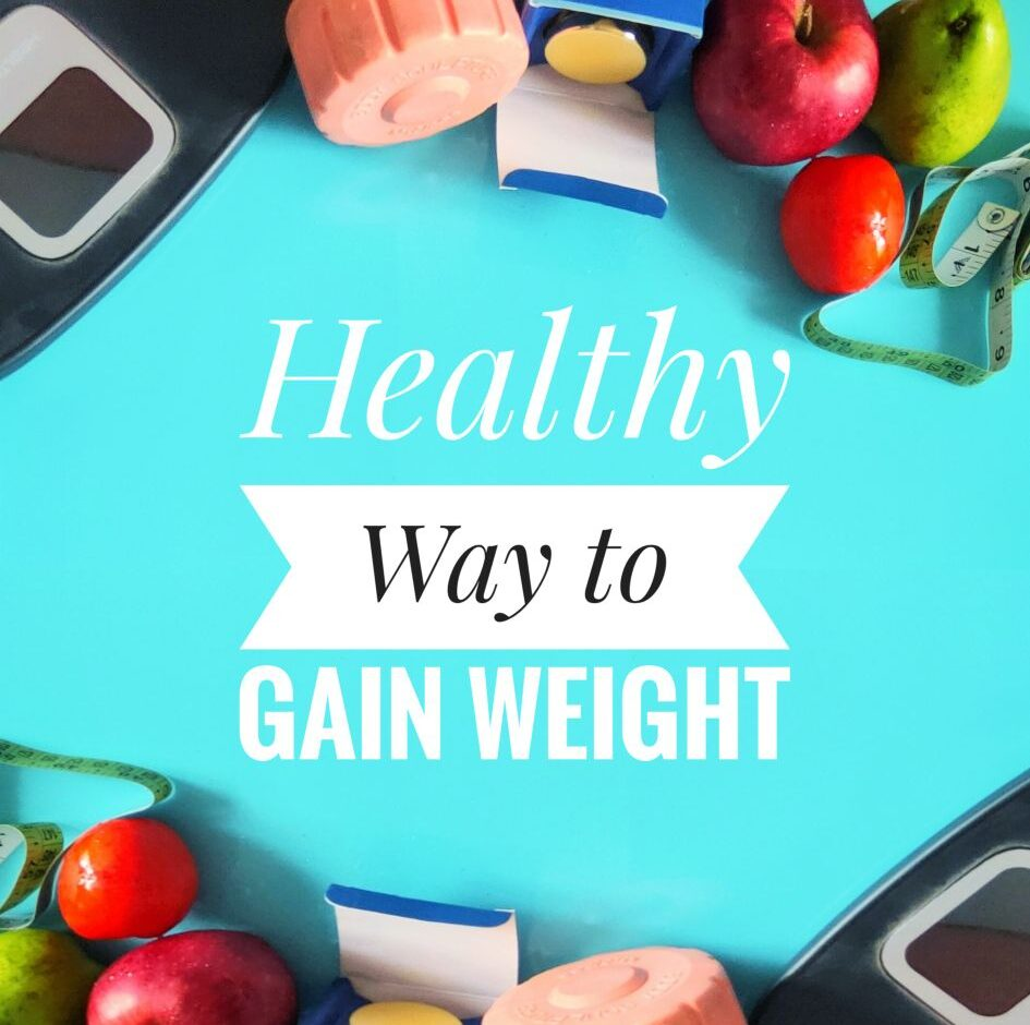 How To WEIGHT Gain Natural?