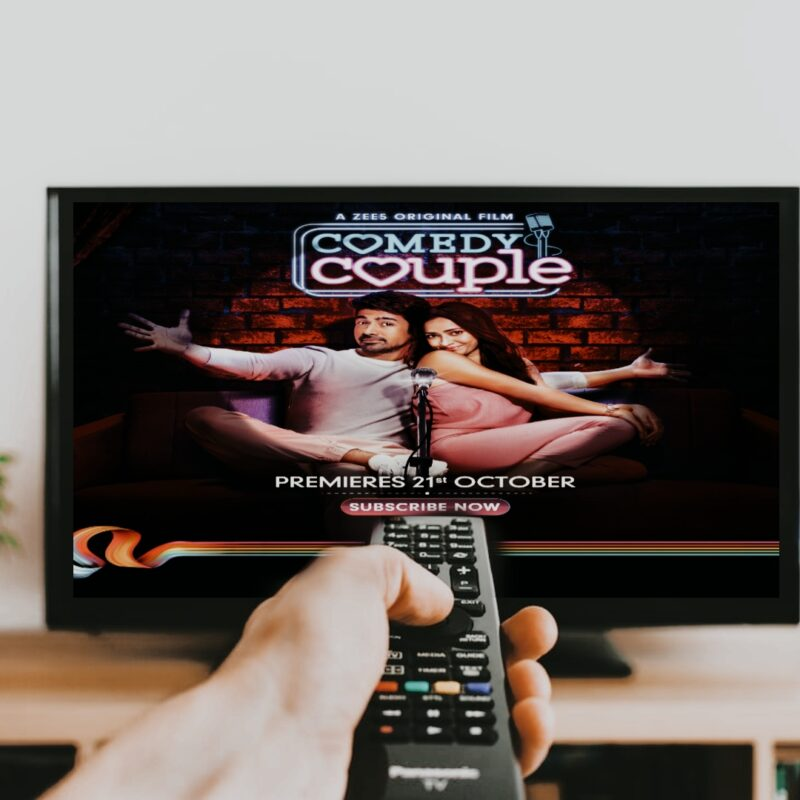 Comedy Couple at ZEE5.com