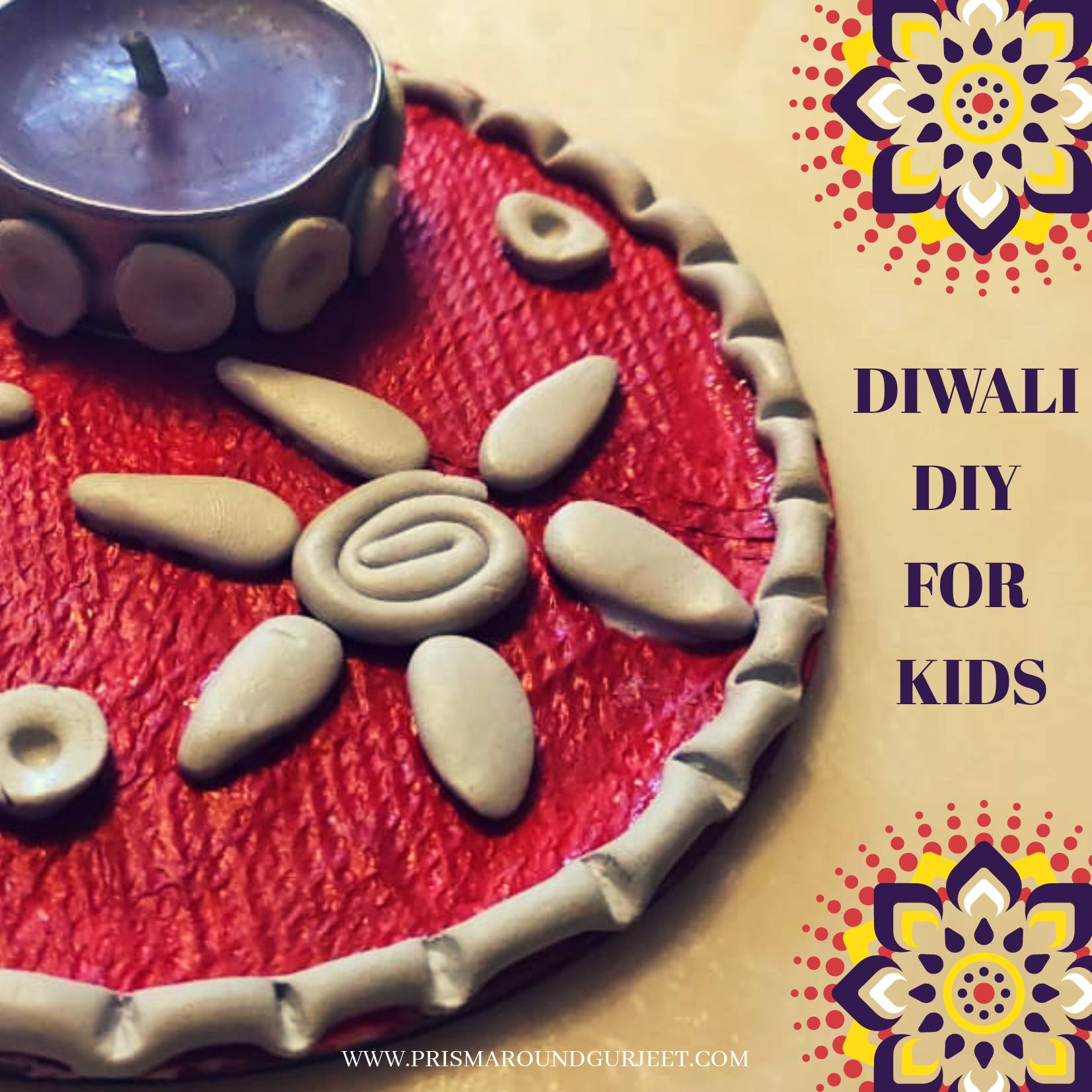 Diwali DIY for kids