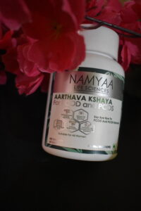 Treating PCOD with Namyaa Period Care Kit