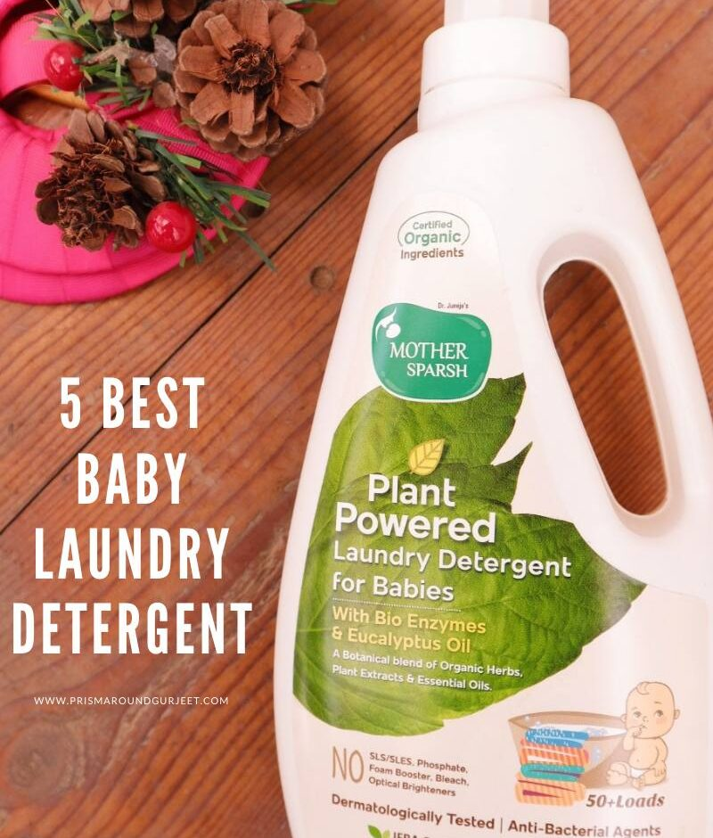 5 Best Baby Detergent: Harsh on Stains But Gentle on Babies' Skin