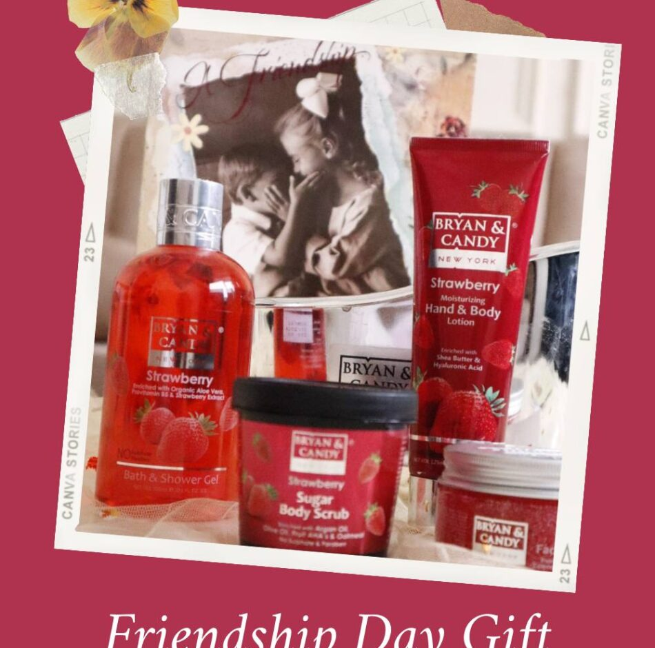 Friendship Day Gift Ideas- Share A Token Of Love