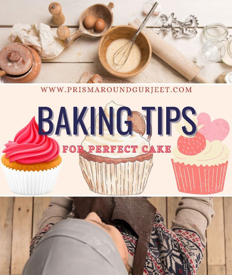 15 Baking Tips for Perfect cake